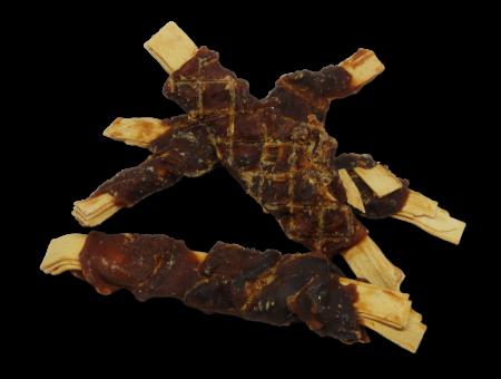 Pl�tky z tresky obalen� kurac�m m�som